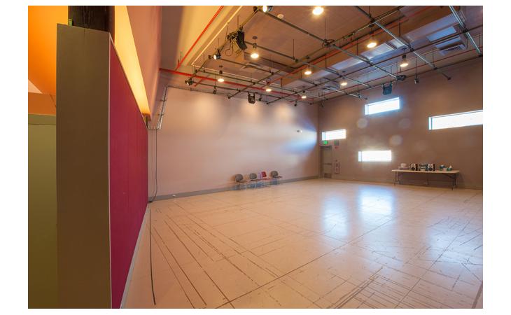 S&CO Rehearsal Theatre Allegrone Construction Lenox MA