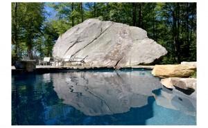 Aquatic Designs Monument Valley Road Great Barrington Rock