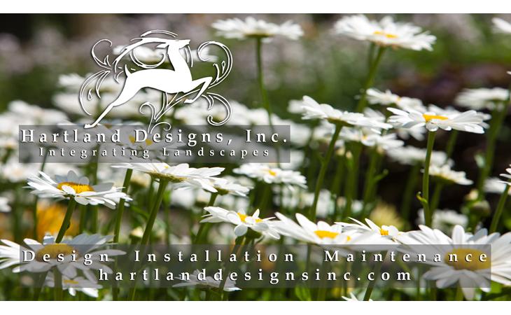 Hartland Landscaping Rebekah Lamphere Triplex Advertising