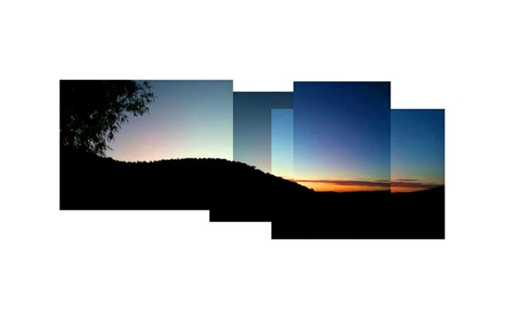 Assembled Fernside Sunset