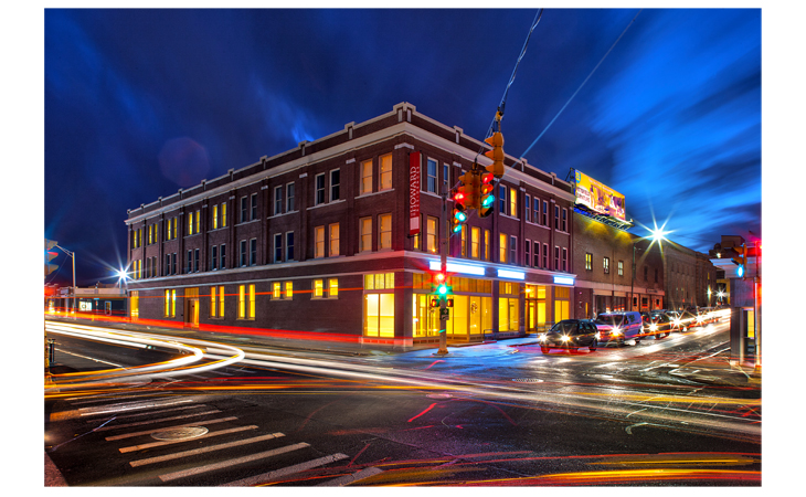Howard Building Allegrone Construction Pittsfield MA