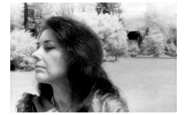 Mom Gladys Carbo Flower Havana Carbo Prospect Hill Stockbridge MA  1979