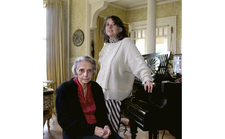Mom & Tata Windemere Living Room Stockbridge MA