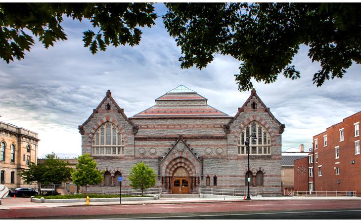 Probate Court Architecture Allegrone Construction Pittsfield MA