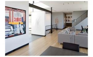 Burr McCallum Architects / Living Room