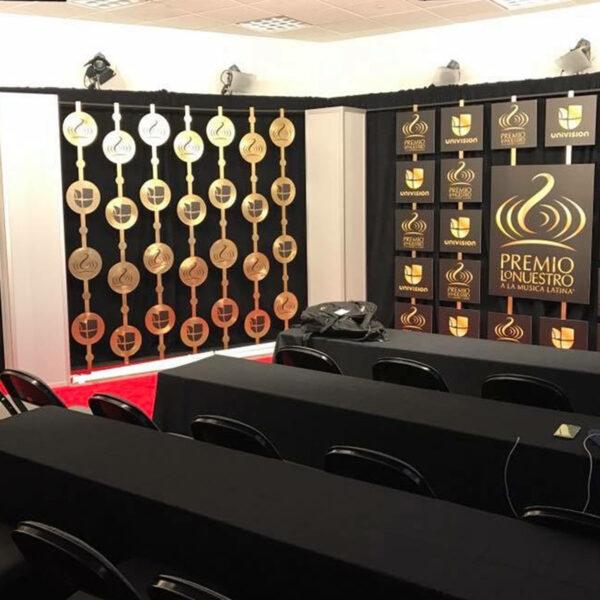 Premio booth