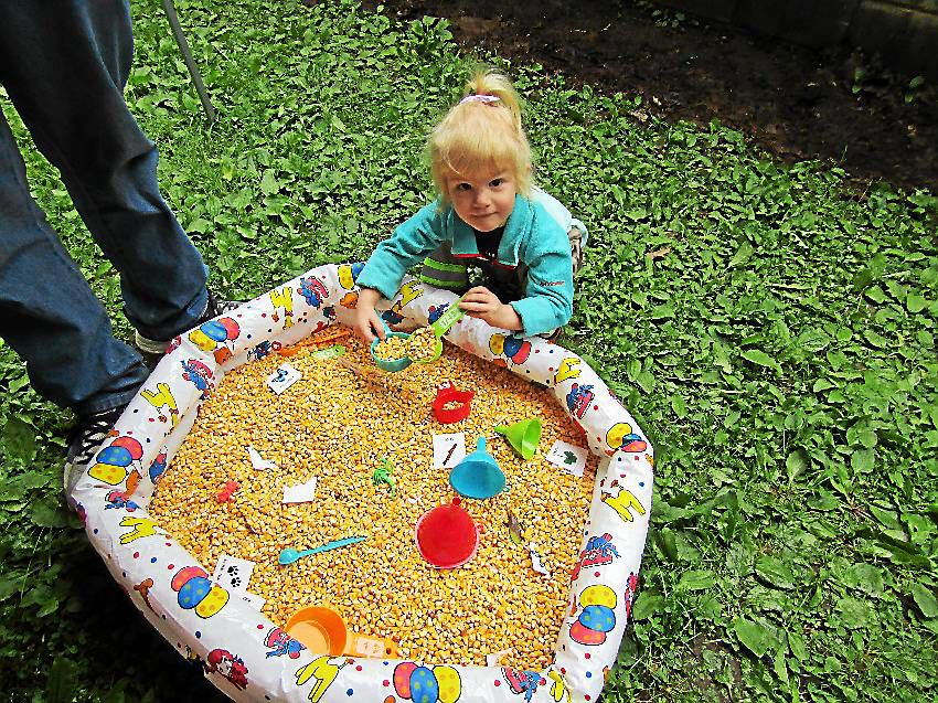 Early Head Start family picnic stresses fun, education