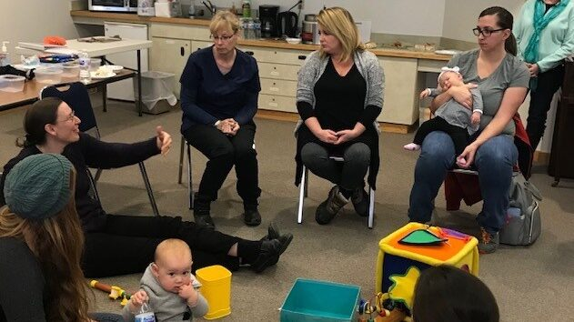 Breastfeeding Connections group meets Friday in Hamilton