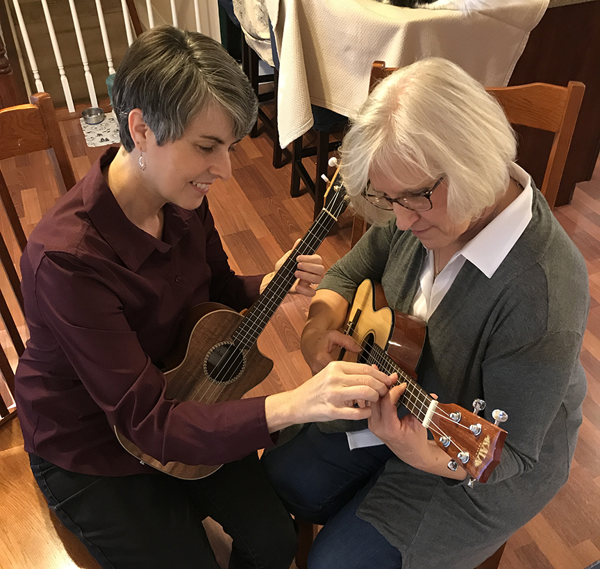 Jen Conley Music Therapy and Instruction
