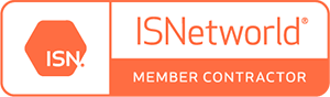 Logo for ISNetworld Member Contractor