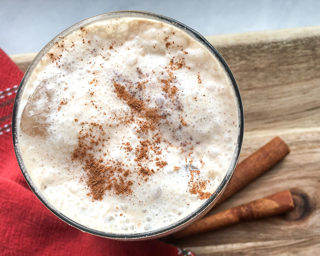 Healthy Mexican Horchata