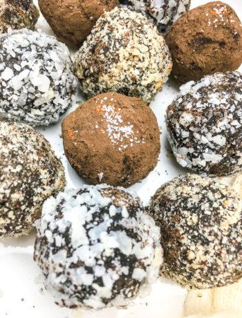 Chocolate Hazelnut Truffles
