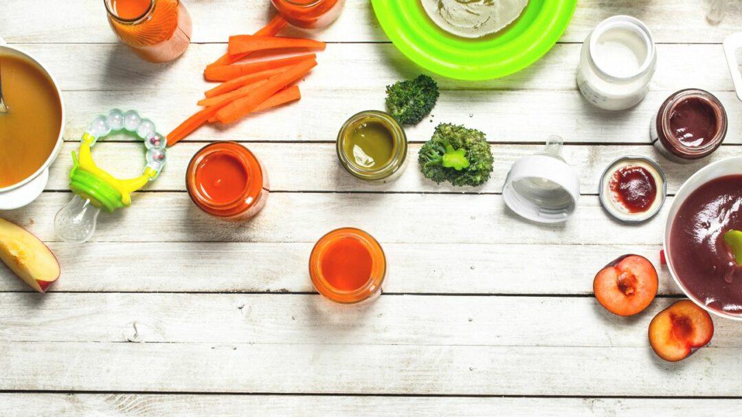 Feeding A Vegetarian or Vegan Baby