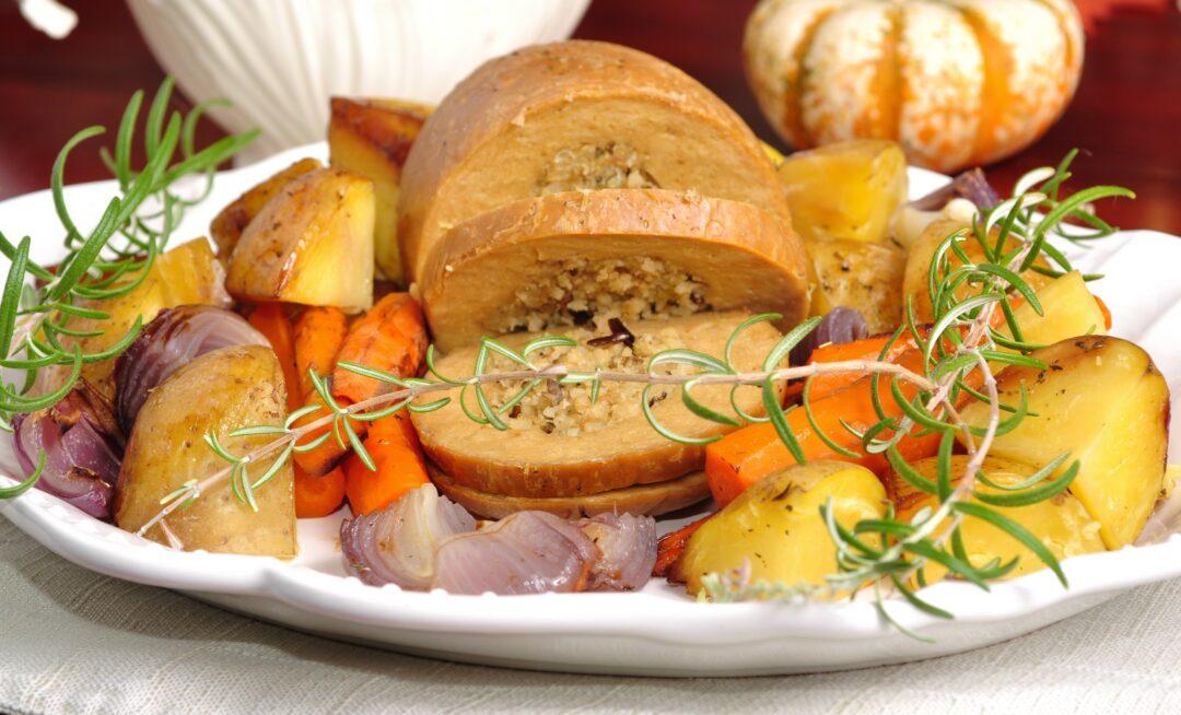Roast Tofurky