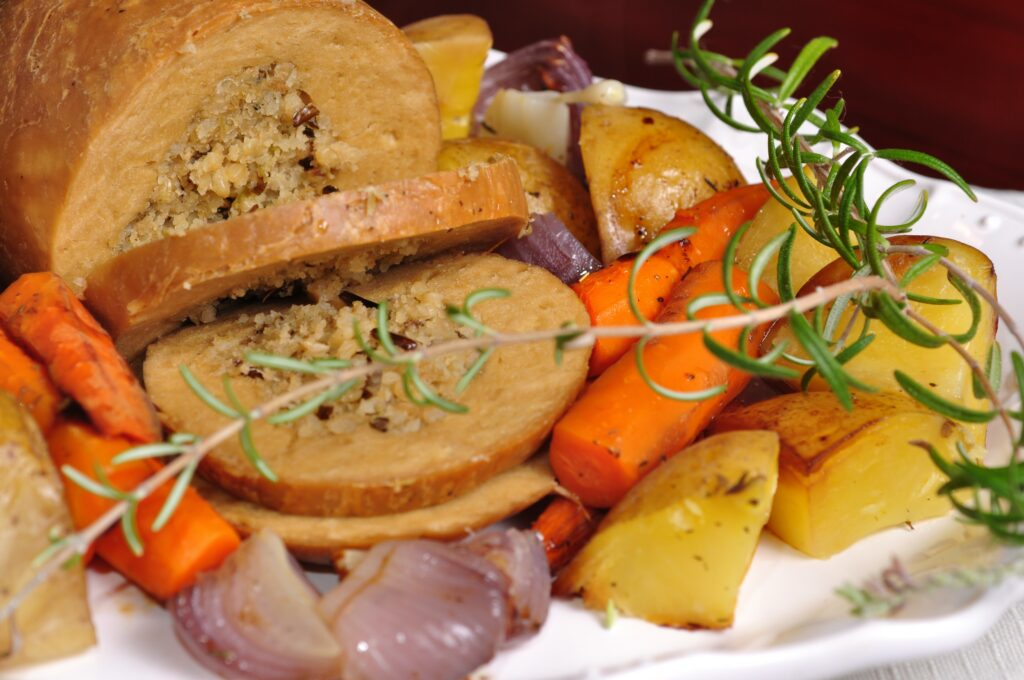 Vegan Roast Tofurky
