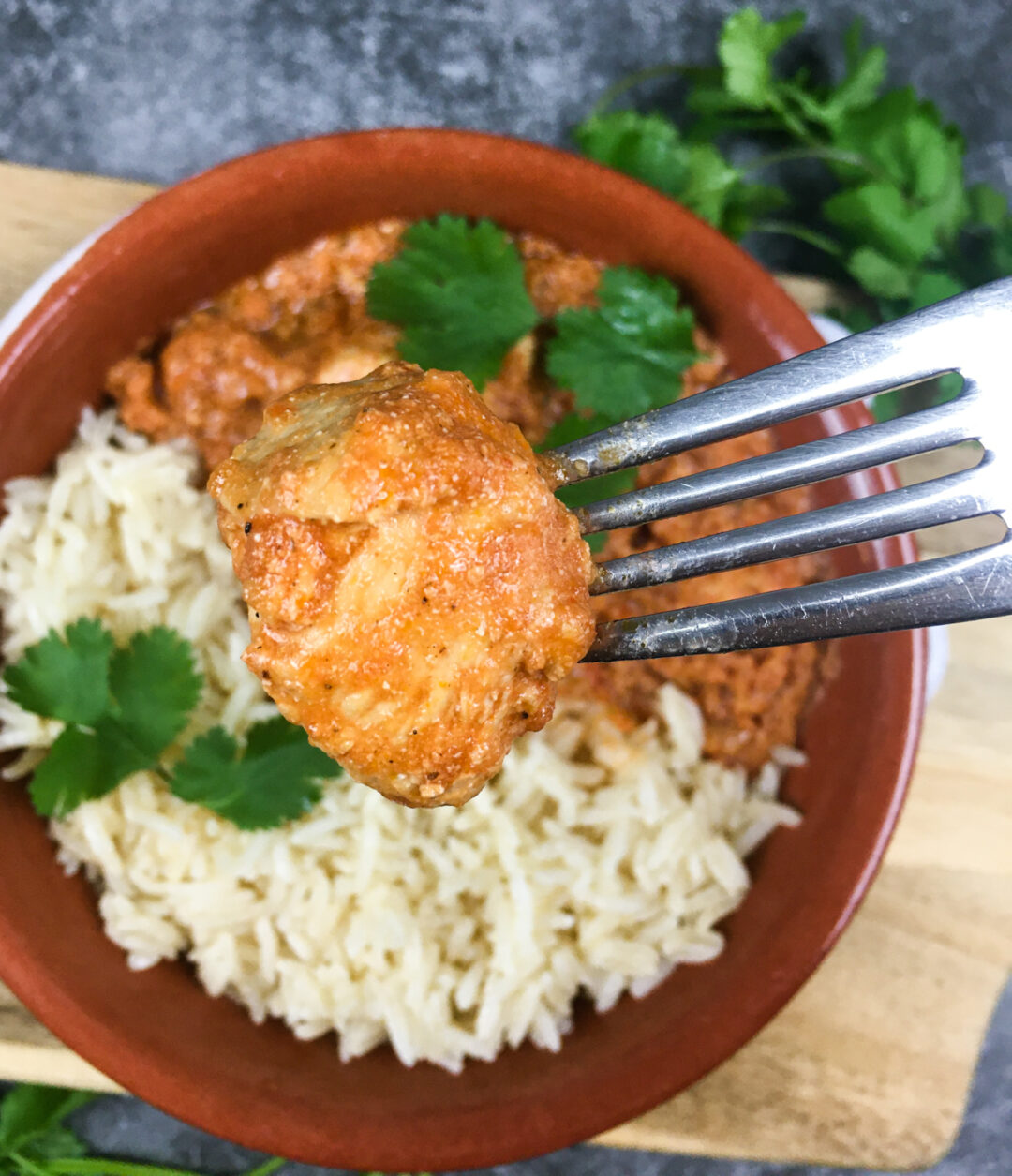 Vegetarian Instant Pot Tiki Masala