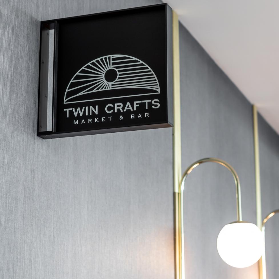 Hyatt SFO – Twincrafts