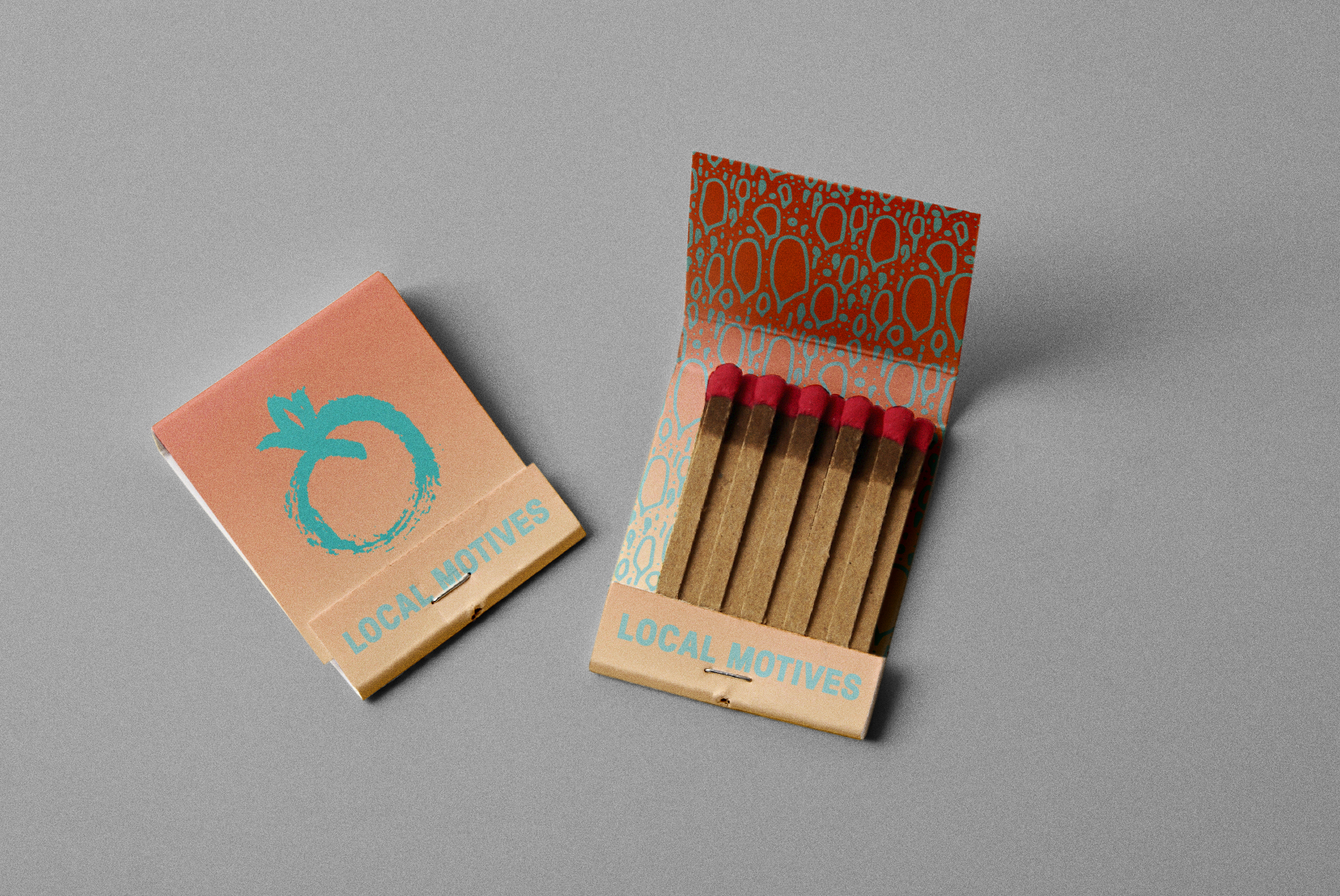 matches and match book