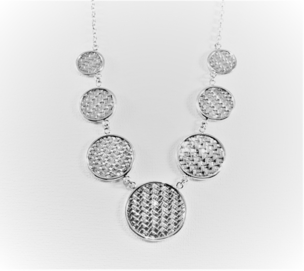 Bella Bali Circles Necklace