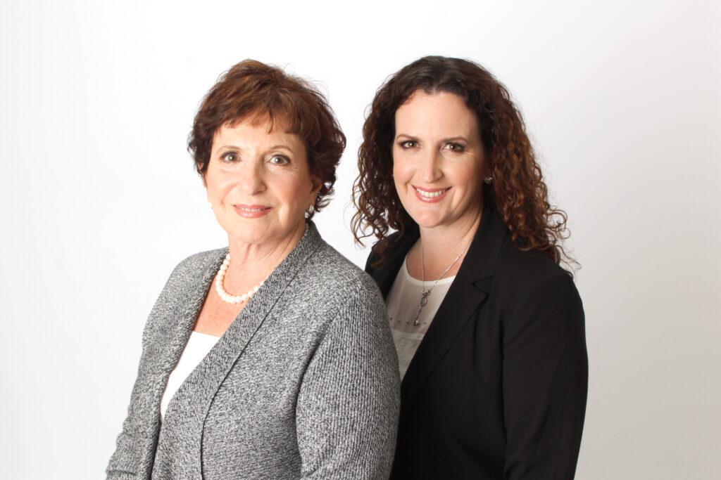 Diane & Megan Orvis