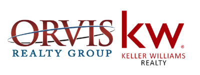 orvis realty group and keller williams realty logos