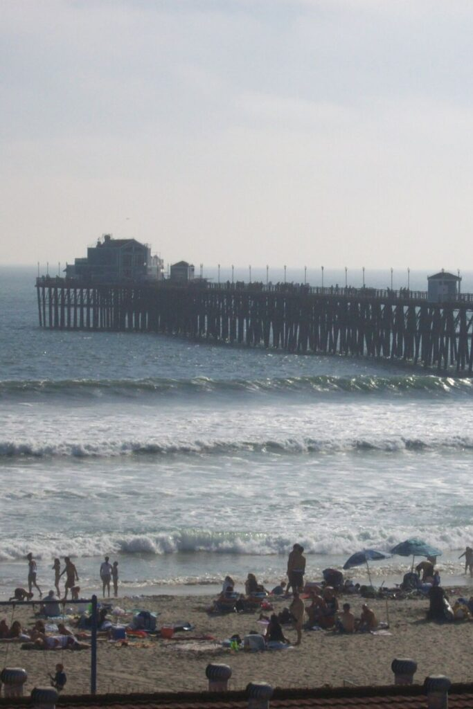 Oceanside Beach Pier