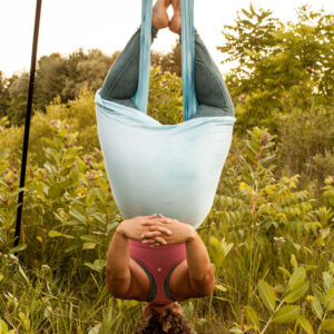 Sunday 3:15-4pm Kids Aerial Yoga Age 4-10
