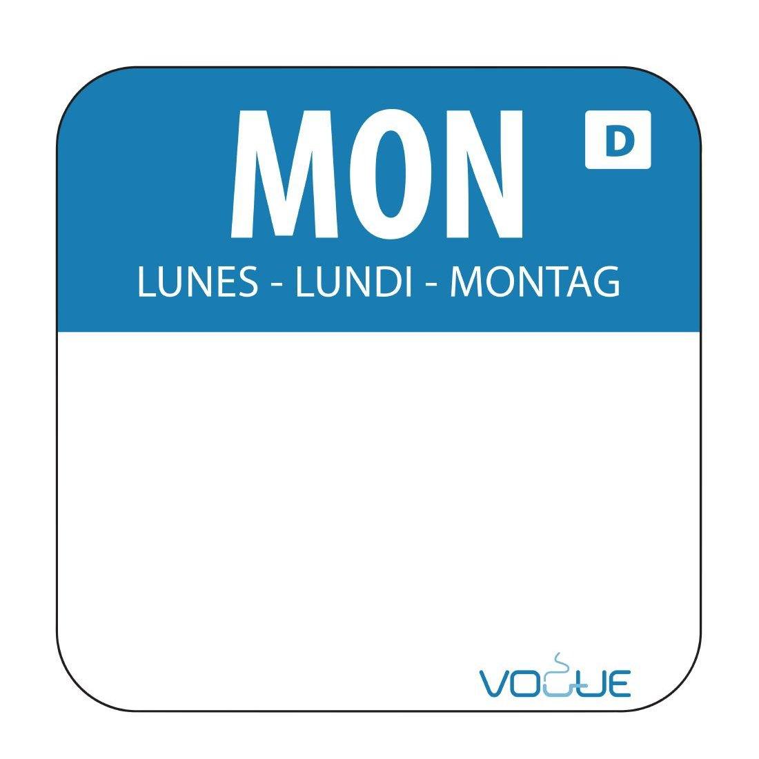 Monday Food Labels