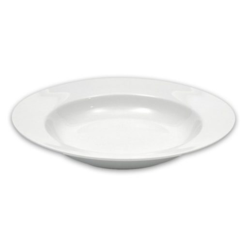 Rimmed Soup Bowl