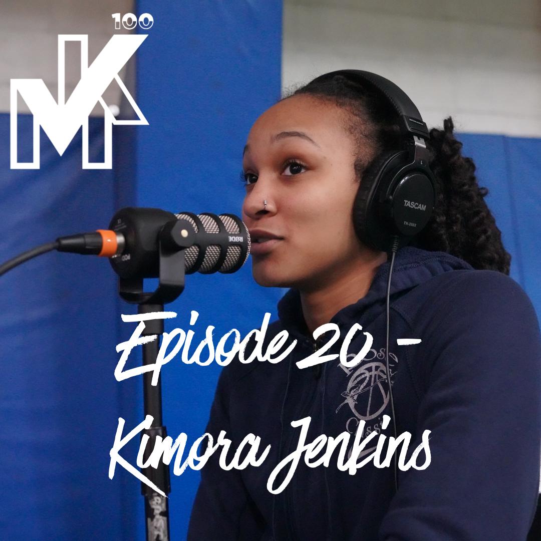 Episode 20, The Mike Kaplan Pod: Kimora Jenkins.