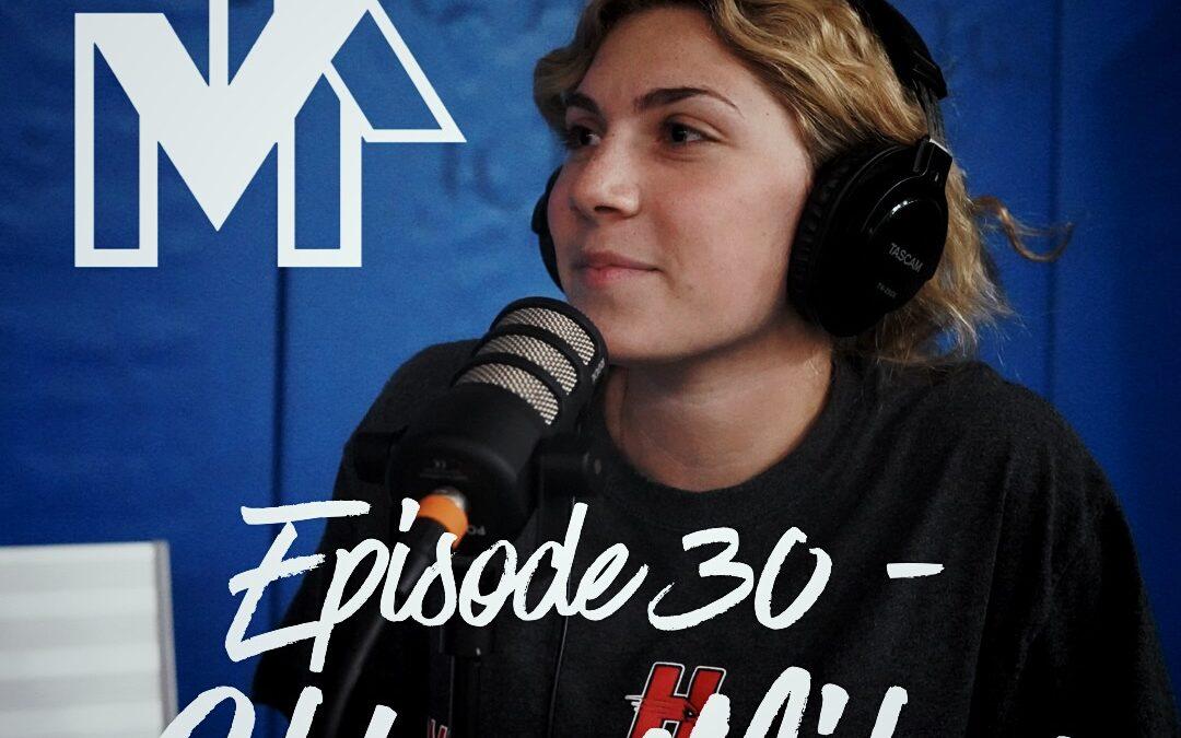 Episode 30, The Mike Kaplan 100 Pod: Chloe Mihos