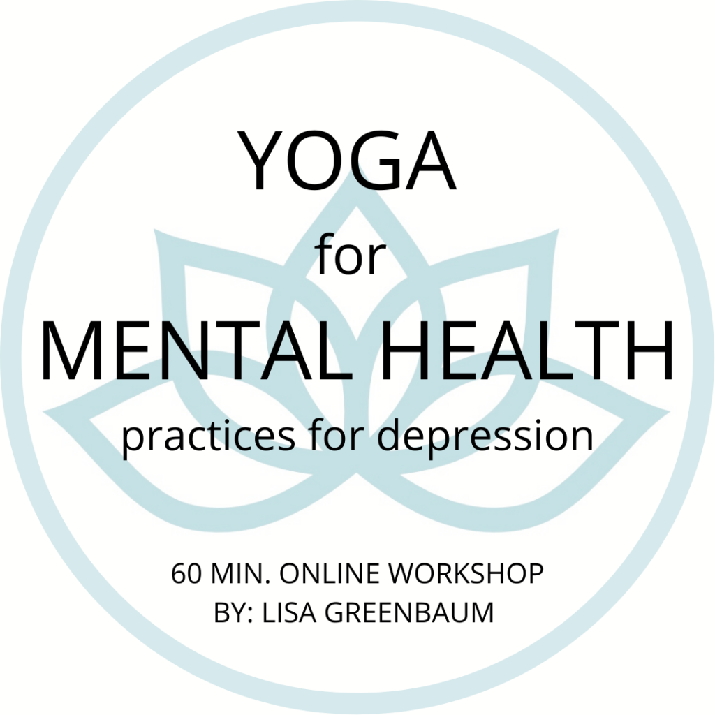 Yoga for Mental Health - practices for depression