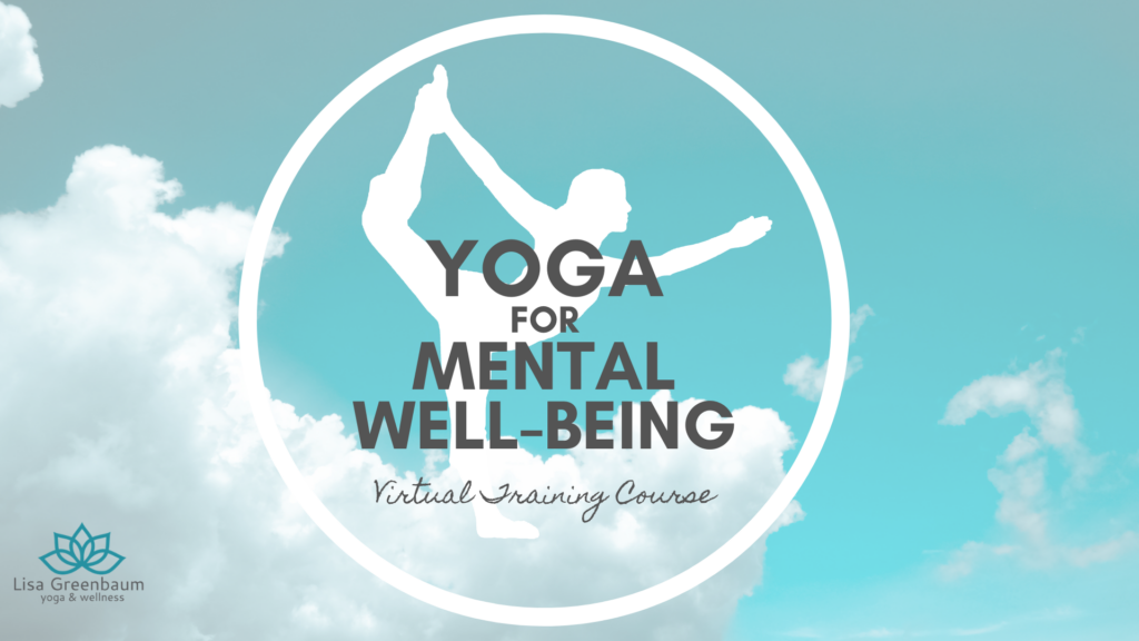 Yoga for Mental Well-Being