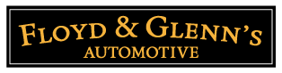 Floyd & Glenn's Automotive Logo