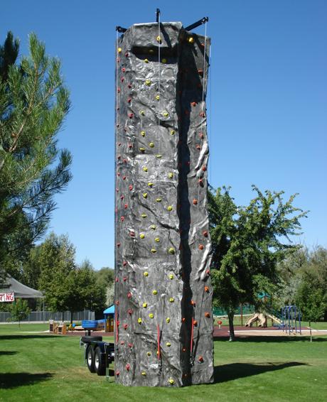 Drop-A-Rock 28ft Tower