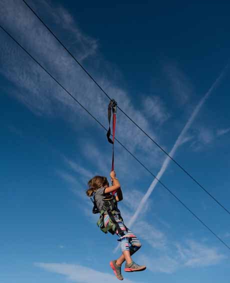 Mobile Zip Line by Spectrum Sports Intl
