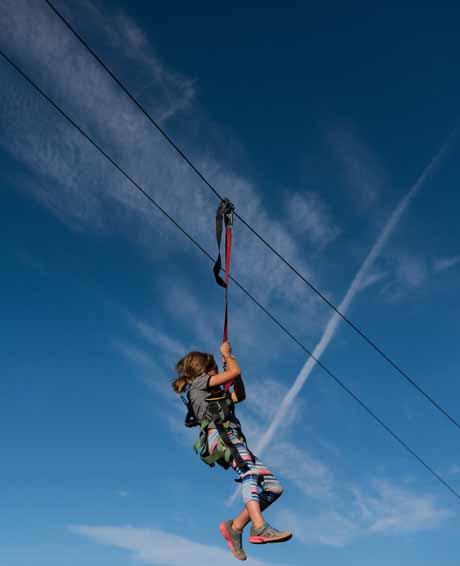 Mobile Zip Line by Spectrum Sports Intl