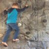 Basement Climbing Wall