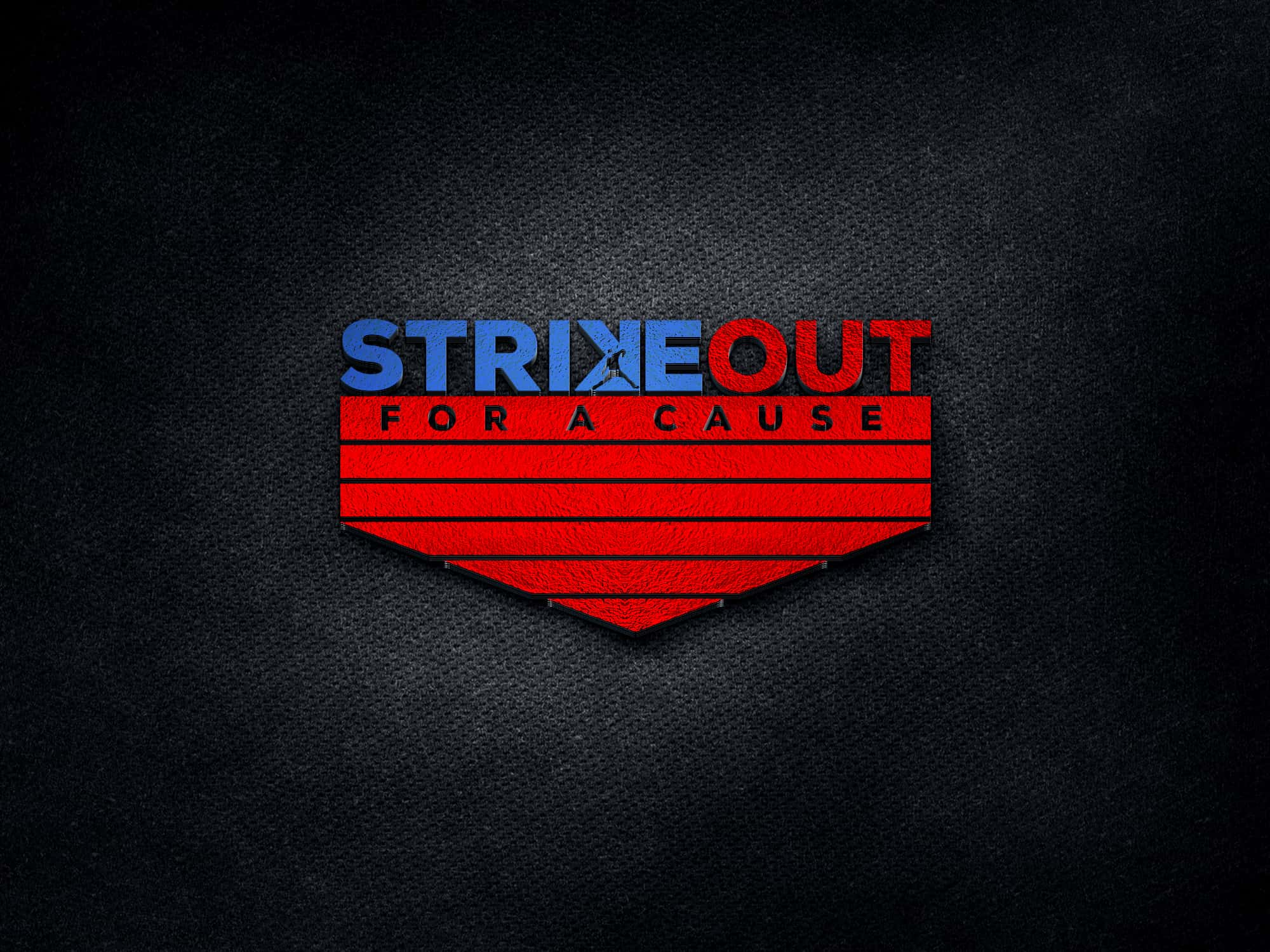 Strikeout For A Cause mockup