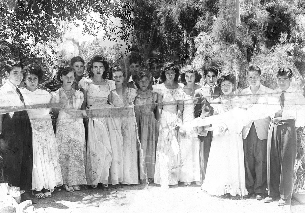 Student's in Amboy California