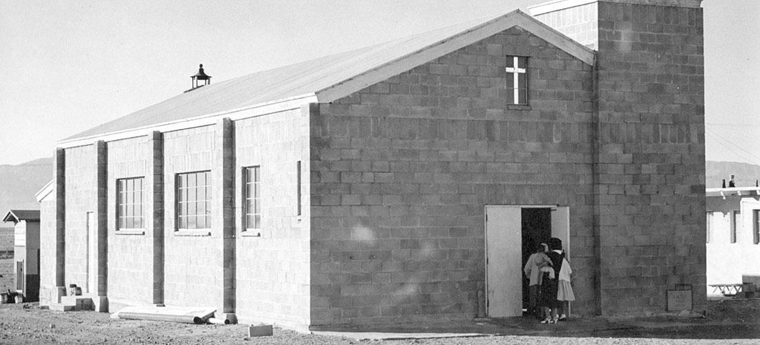 The Church in Amboy California