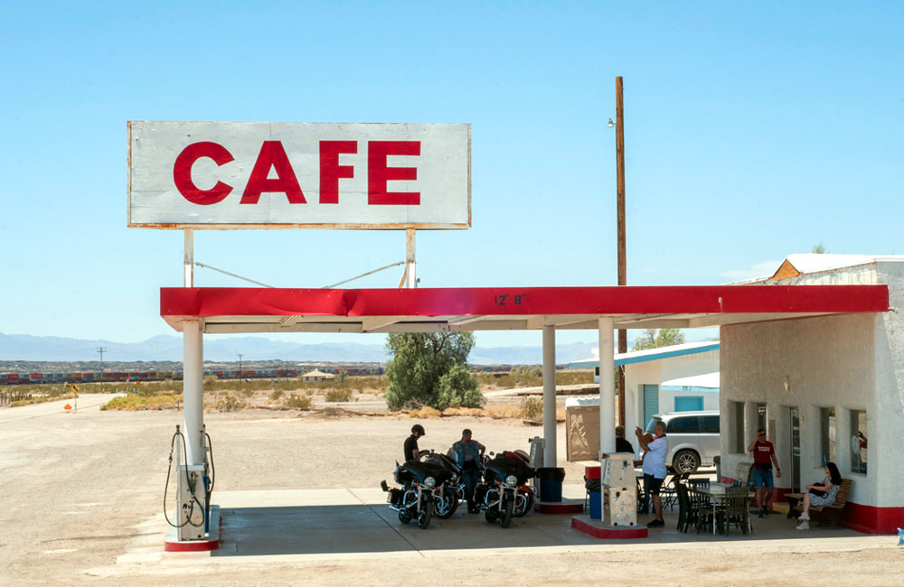 Gas station Reopened for Business