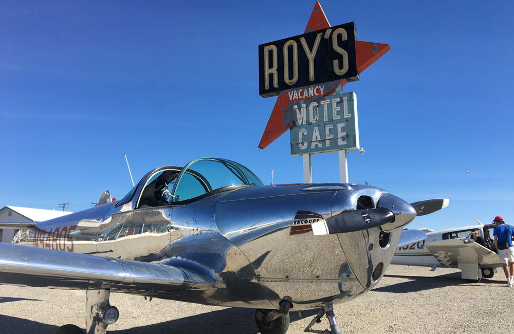 The Amboy Fly-In