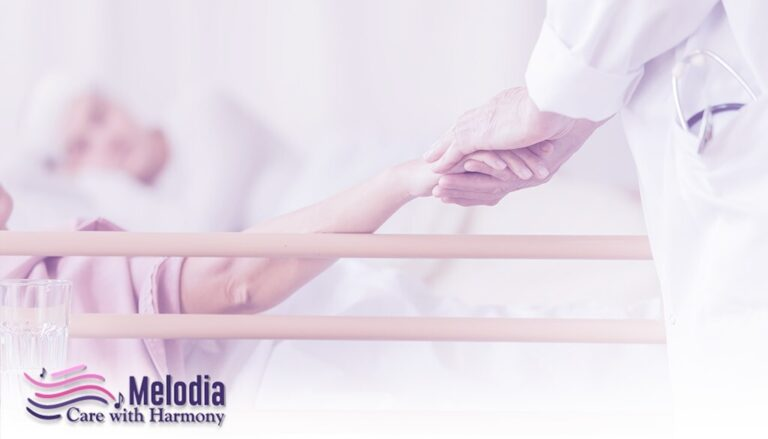 The Medical Director Of Hospice Care Provides Care To Patients
