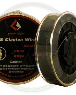 SS Clapton Wire