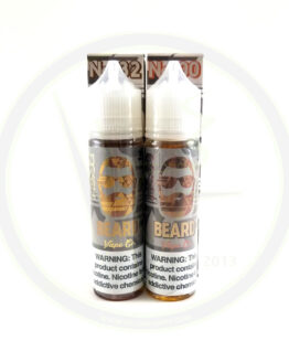 Beard Vape Co. e-liquids