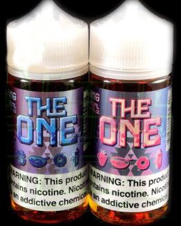 The One e-liquids