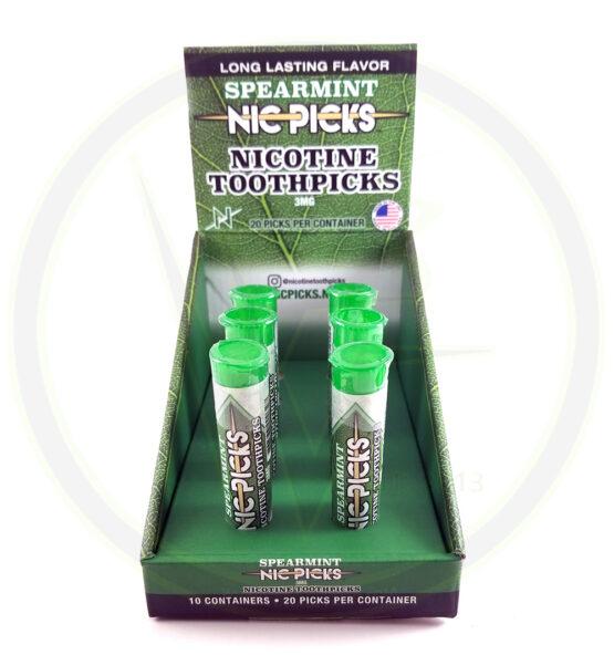 Nic Picks Toothpicks