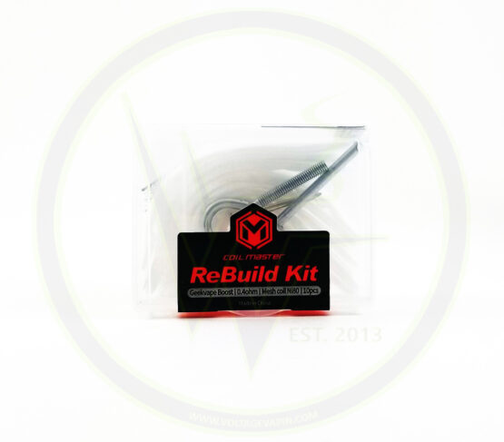 boost rebuild kit