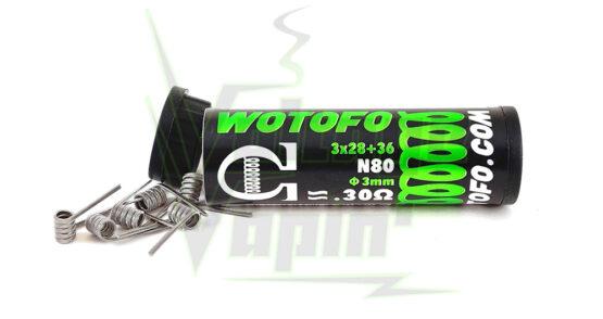 wotofo .3 coils